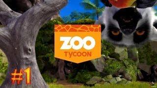 Zoo Tycoon - Поиграем в симулятор зоопарка - Часть 1