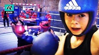 Første boksekamp: Får Elliott smadder? | Ultra Ægte