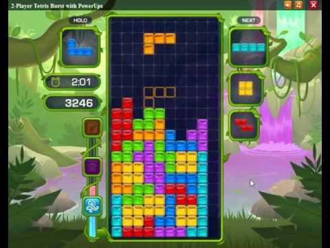 Tetris Burst - GSN CASH GAMES / WORLDWINNER
