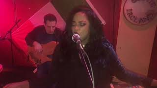 Natural woman by Sherma Andrews Live at O'Flanagan's Bar in NYC 04-06-18