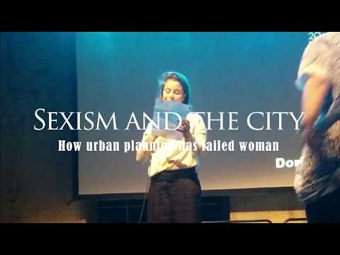 Pecha Kucha Brisbane vol. 52 | Sexism and the city: How urban planning has failed women