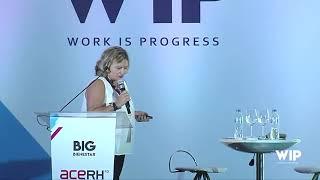 Carolina Bergoglio en Conferencia WIP