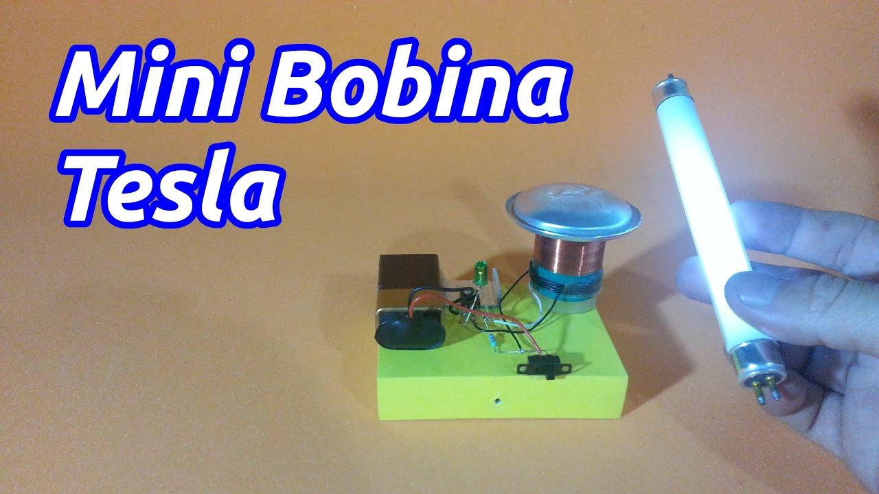 Mini Bobina Tesla Doovi