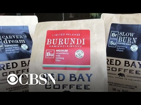 """Oakland's Red Bay Coffee champions diversity and """"fourth wave"""" of coffee"""