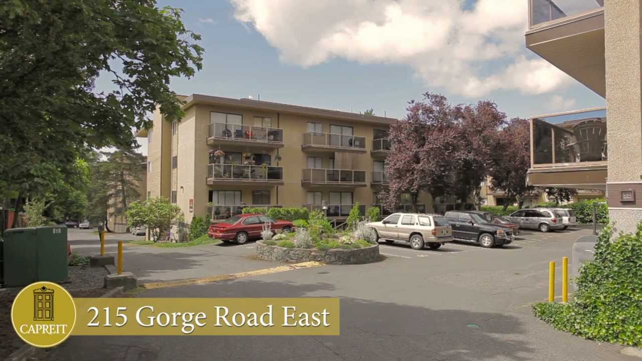 Victoria Apartments For Rent Video   215 Gorge Road East