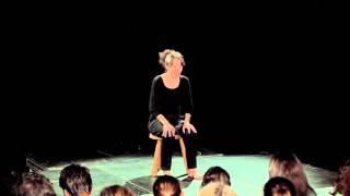 """Monia Lyorit - Extrait spectacle """"MAUPASSANT- Brèves de campagne"""" . Mise en scène: Adeline Détée."""