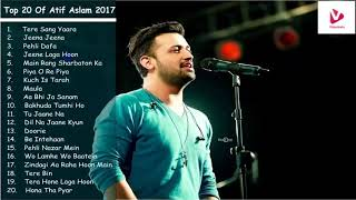 Best of Atif Aslam | Top 20 Songs | Jukebox 2018