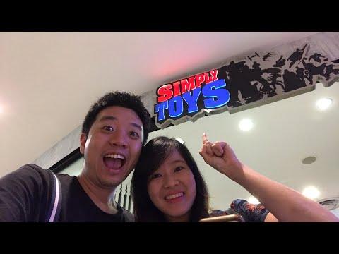 Simply Toys Pre-Mega Shipment 10-Oct-17: Vivo City Pop Hunting