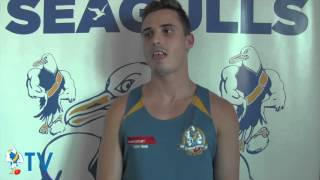 Mitch Norton Pre-Season Interview