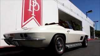 NCRS Top Flight 1967 Chevrolet Corvette Stingray Convertible