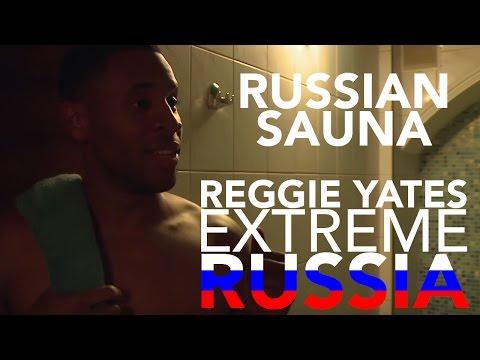 Russian Sauna | Reggie Yates' Extreme Russia