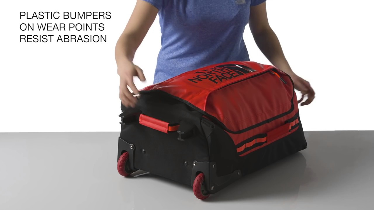 the north face rolling thunder collection bagageonline. Black Bedroom Furniture Sets. Home Design Ideas