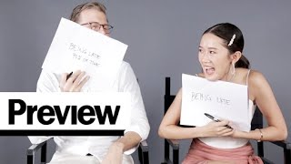 Camille Co and Joni Koro Play The Newlywed Game | Perfect Match | PREVIEW