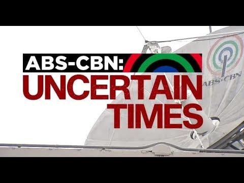 ABS-CBN: Uncertain Times