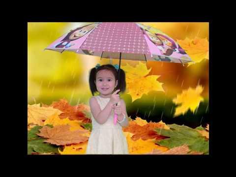 Осень в гости к нам идет. Песенка для детей про осень. Осенняя песенка.