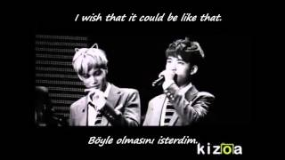 KaiSoo - Secret Love (Little Mix - Türkçe Altyazılı)