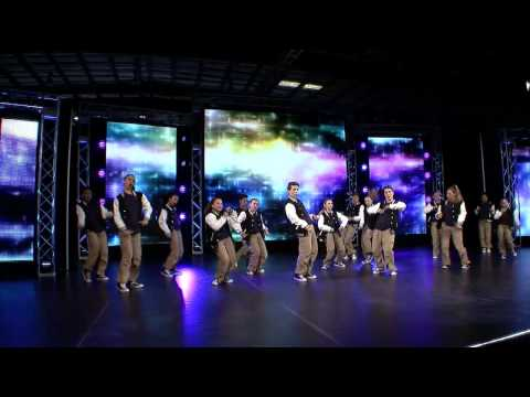 Competitive Hip Hop large group- East County Performing Arts Center