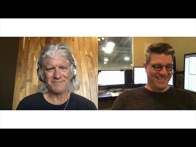 Ep 39: Bob Cooney's Virtual Reality Deep Dive - Ben Davenport of Vrsenal
