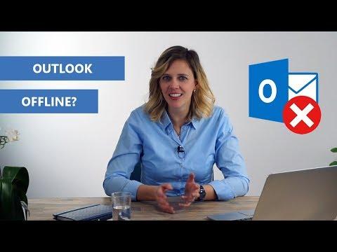 Outlook Offline ❌