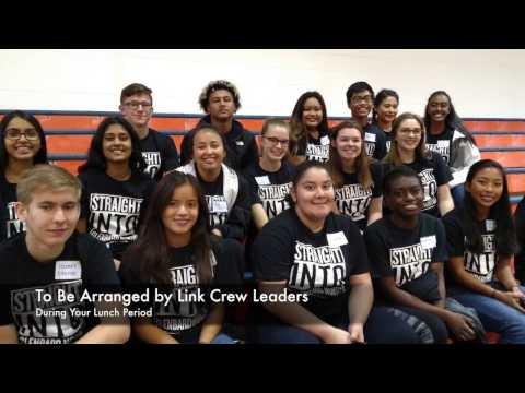 Glenbard North High School Link Crew 2016-17