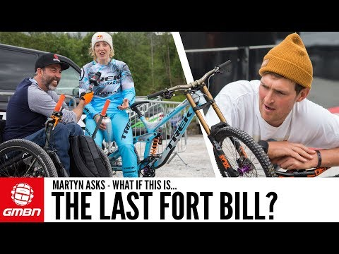 The Last Fort William World Cup? | Martyn Asks The Pros