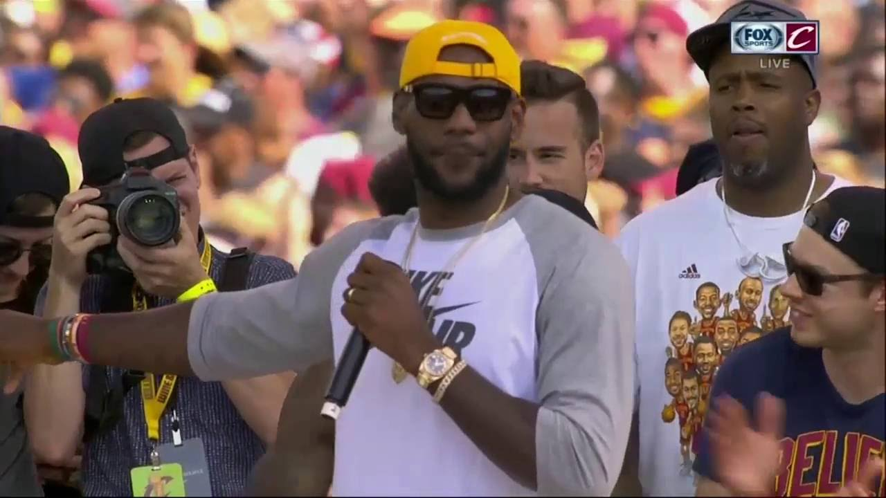 2ecc2246bc5c LeBron James thanks Kyrie Irving for his role in Cavs championship ...
