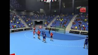 IHF Handball Challenge 2012  - Gameplay HD 720p