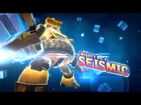 Mighty No. 9 Trailer: Beat them at Their Own Game - 60 FPS [UK]