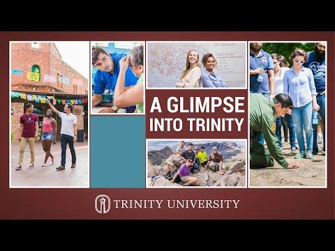 A Glimpse Into Trinity
