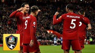 Instant reactions after Liverpool's win v. Everton | Premier League | NBC Sports