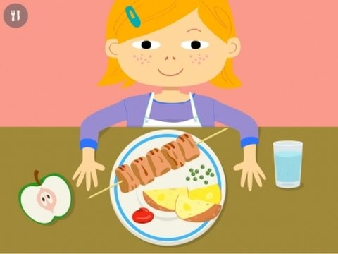 Healthy Eating This Is My Food Nutrition For Kids Best App Demos For Kids Ellie Youtube