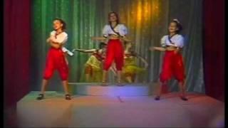 «Казачок» - солисты ДМЦ «Волшебный микрофон»