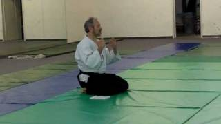 Aikido Breath Work