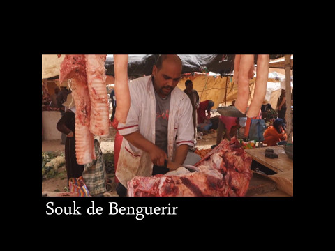 2017 Maroc, Souk de Benguerir, Souk Rural Entre Marrakech et Casablanca, by Ella & HabariSalam