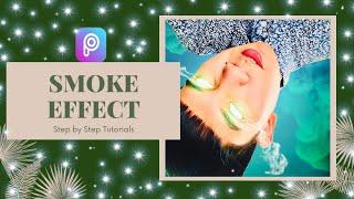How to Make Smoke Effect/Glowing Eye Effect| How to edit in Picsart| Picsart Editing Tutorial 2020 screenshot 5
