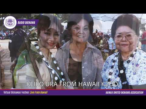 Radio Okinawa - HUOA 2020 Virtual Okinawan Festival