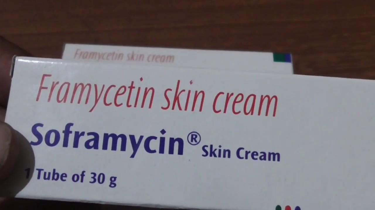Soframycin For Burns - More info