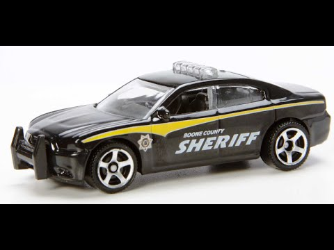 Dodge Charger Police Car >> Matchbox Car Unboxing - MBX Heroic Rescue Dodge Charger ...
