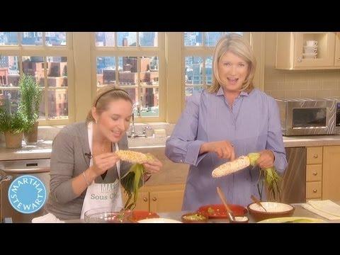 Mexican Corn Martha Stewart