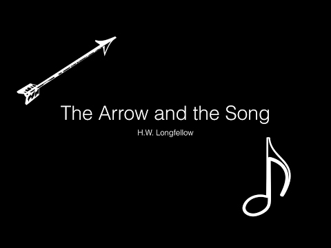 The Arrow and the Song Poem