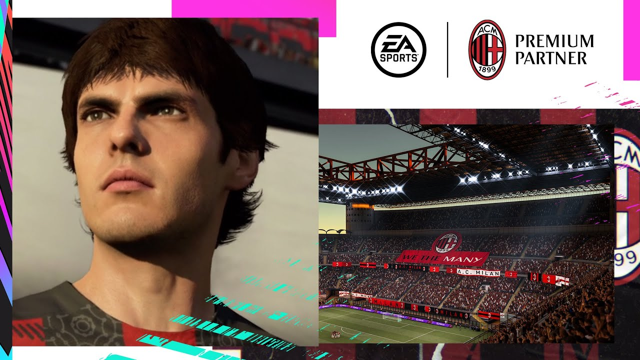 FIFA 21 FEATURES PREMIUM PARTNERSHIP WITH AC MILAN