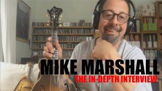 Mike Marshall — Hyperlocrian.com Interview about Bluegrass, Mandolins, Sam Bush, David Grisman etc.