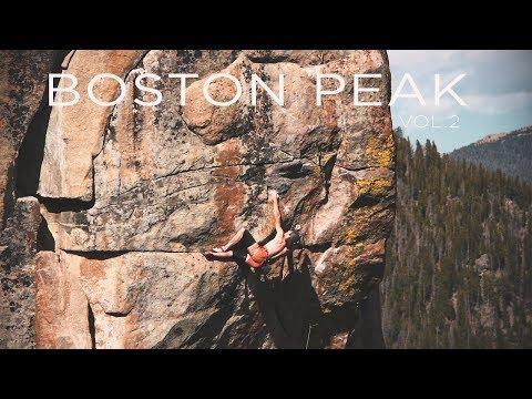 Boston Peak Vol 2: A Sport Climbing Collection