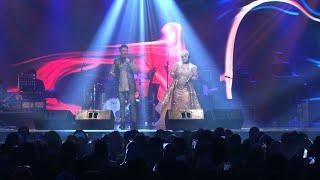 Hedi Yunus & Melly Goeslaw - Ada Apa Dengan Cinta & Jika (Live) | KONSER BERDUA