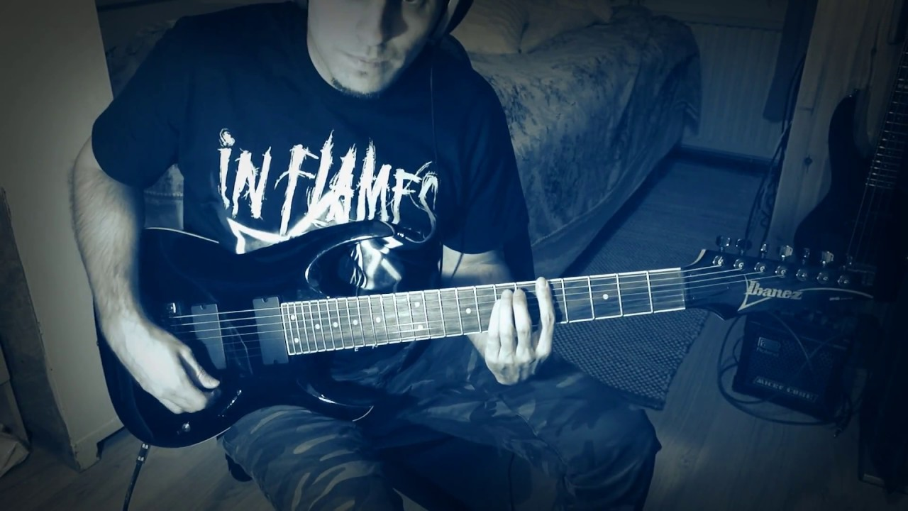 Amaranthe Boomerang Guitar Cover Youtube