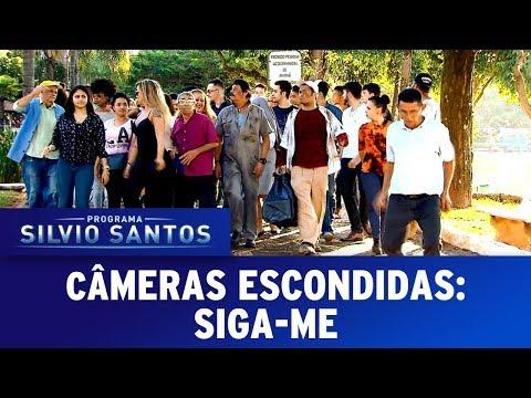 Siga-me | Câmeras Escondidas (02/07/17)