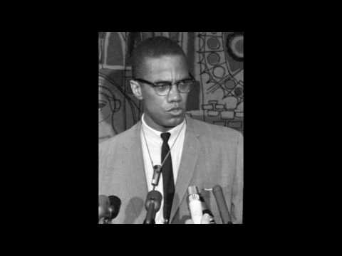 Mhenga Malcolm X: Interview with Red Benson [1963]