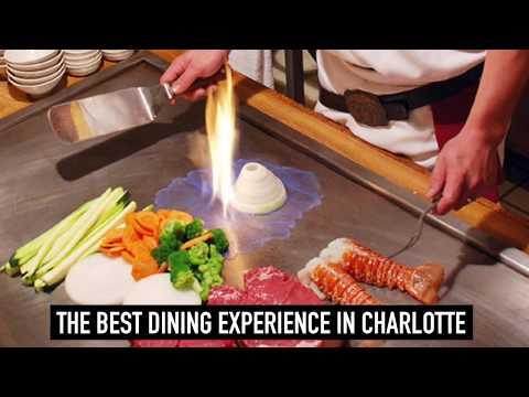 Japanese Hibachi Restaurant Charlotte, NC - Kabuto Japanese Steakhouse And Sushi Bar 704-542-3400