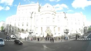 Париж (Франция) из окна экскурсионного автобуса. видео экскурсия 3(, 2016-06-30T07:32:08.000Z)