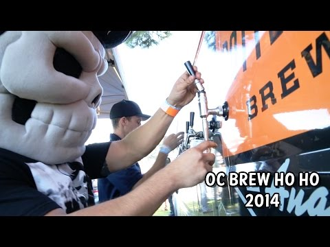 OC Brew Ho Ho '14 - The Phoenix Club in Anaheim, CA - Suavecito Pomade